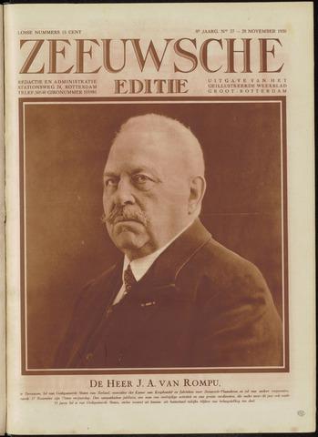 Ons Zeeland / Zeeuwsche editie 1930-11-28