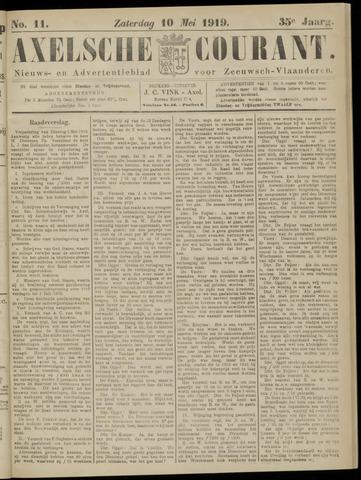 Axelsche Courant 1919-05-10