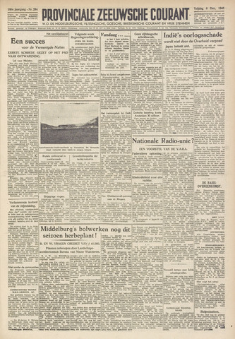 Provinciale Zeeuwse Courant 1946-12-06