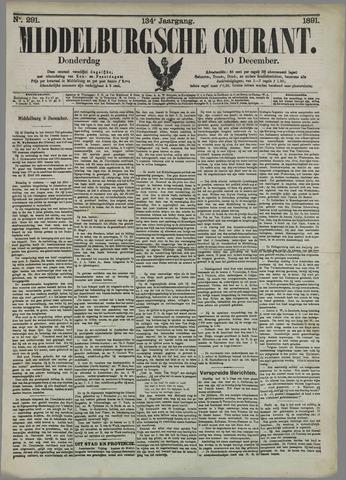 Middelburgsche Courant 1891-12-10