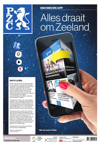 Provinciale Zeeuwse Courant 2018-11-08
