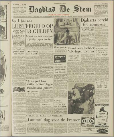de Stem 1964-03-19