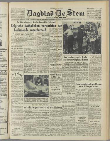 de Stem 1950-06-05