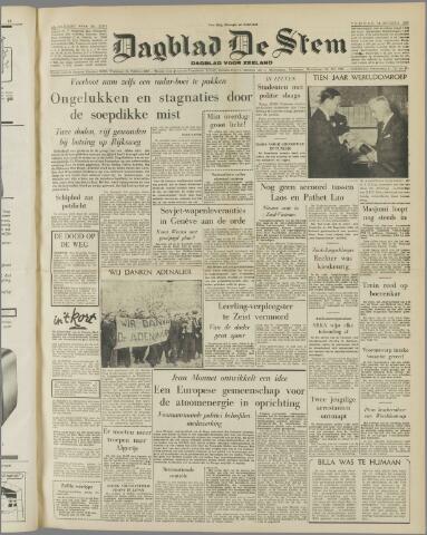 de Stem 1955-10-14