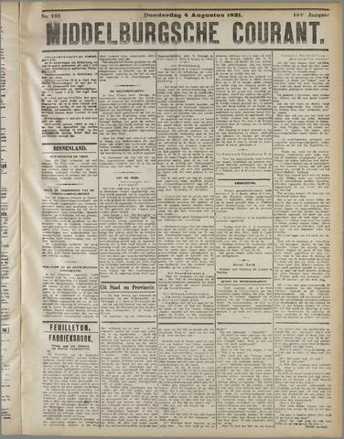 Middelburgsche Courant 1921-08-04