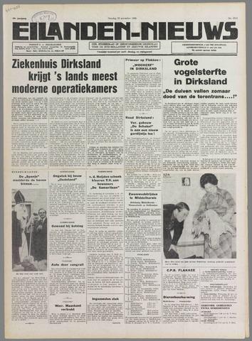 Eilanden-nieuws. Christelijk streekblad op gereformeerde grondslag 1976-11-23