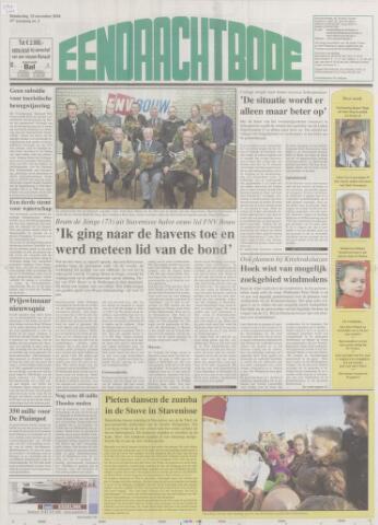Eendrachtbode (1945-heden)/Mededeelingenblad voor het eiland Tholen (1944/45) 2010-11-25