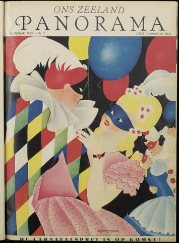 Ons Zeeland / Zeeuwsche editie 1939-02-16