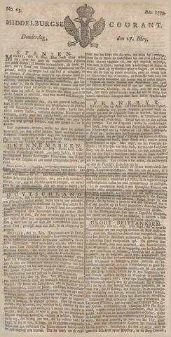 Middelburgsche Courant 1779-05-27