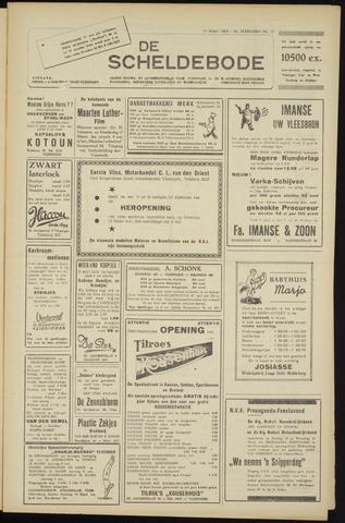 Scheldebode 1955-03-11