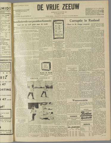 de Vrije Zeeuw 1961-01-21