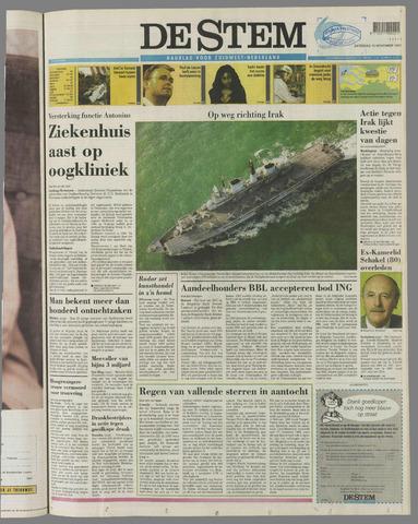 de Stem 1997-11-15