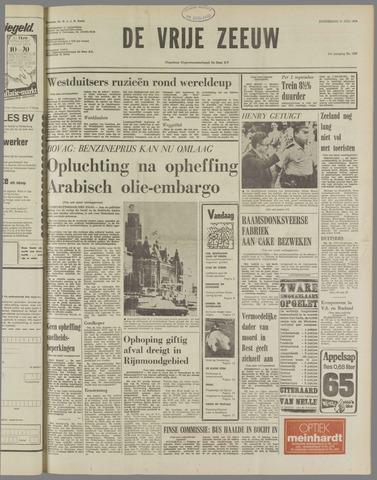 de Vrije Zeeuw 1974-07-11
