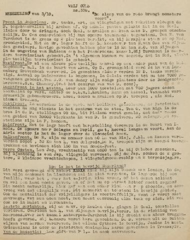 Vrij Goes 1944-10-03