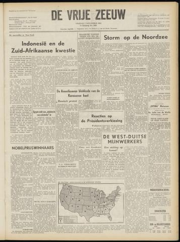 de Vrije Zeeuw 1952-11-07