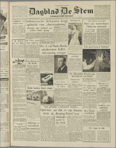 de Stem 1956-01-24