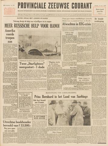 Provinciale Zeeuwse Courant 1965-07-13