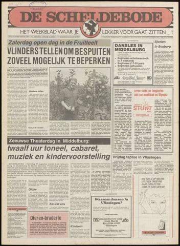Scheldebode 1983-08-24