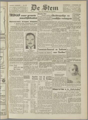 de Stem 1946-11-07