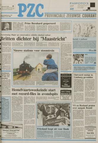 Provinciale Zeeuwse Courant 1993-05-21