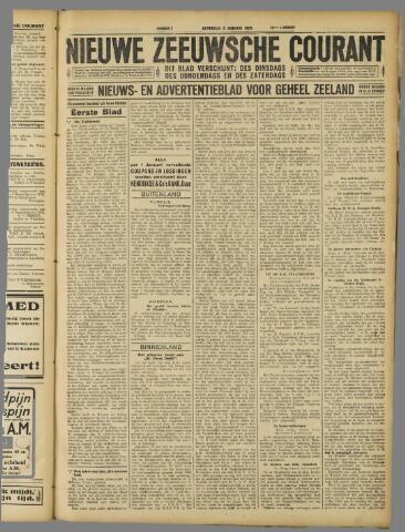 Nieuwe Zeeuwsche Courant 1929-01-05