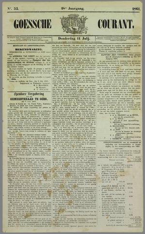 Goessche Courant 1861-07-11