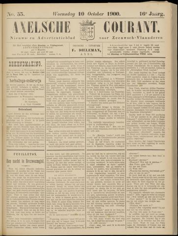 Axelsche Courant 1900-10-10