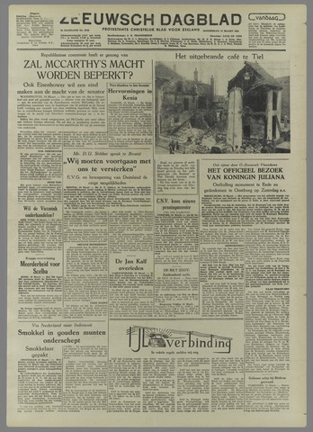 Zeeuwsch Dagblad 1954-03-11