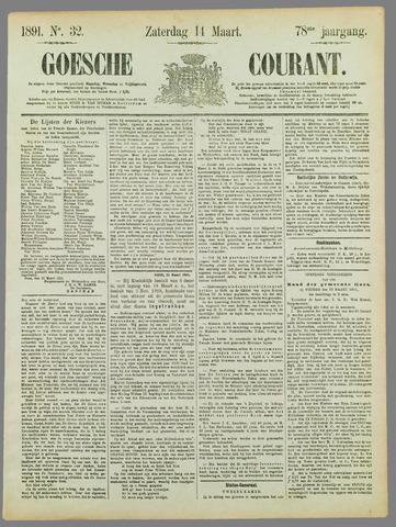 Goessche Courant 1891-03-14