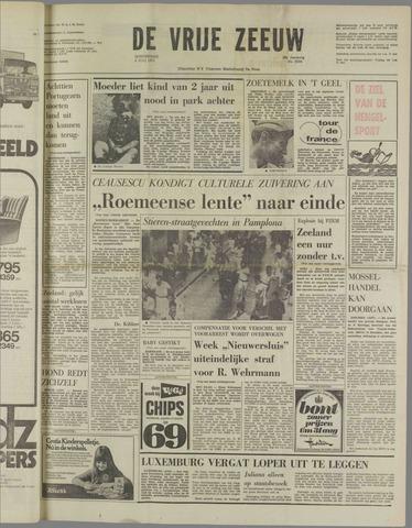 de Vrije Zeeuw 1971-07-08