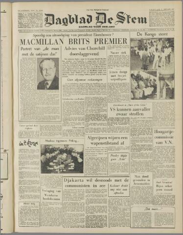 de Stem 1957-01-11