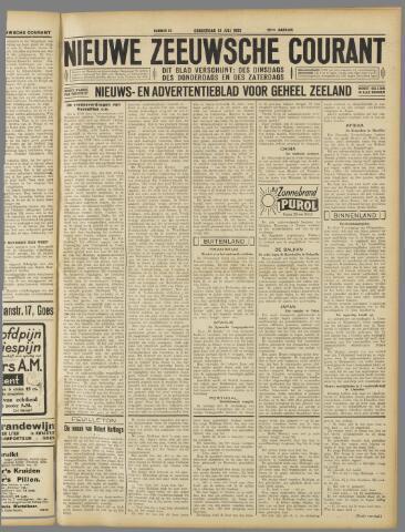 Nieuwe Zeeuwsche Courant 1933-07-13