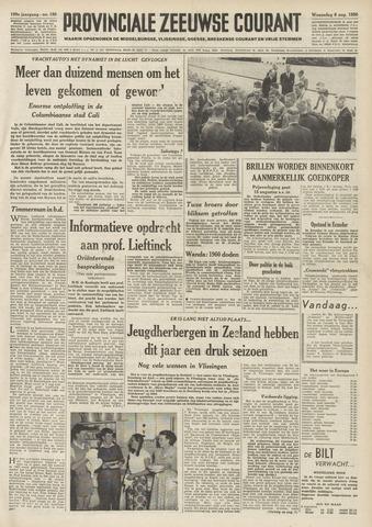 Provinciale Zeeuwse Courant 1956-08-08