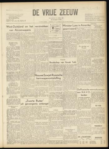de Vrije Zeeuw 1957-04-15