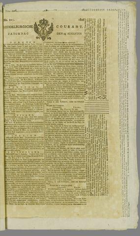 Middelburgsche Courant 1806-08-23