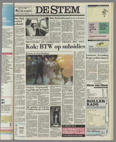 de Stem 1990-06-27