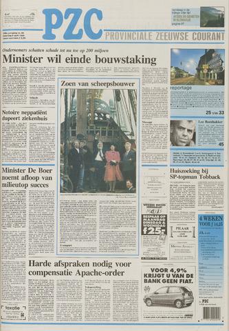 Provinciale Zeeuwse Courant 1995-04-08
