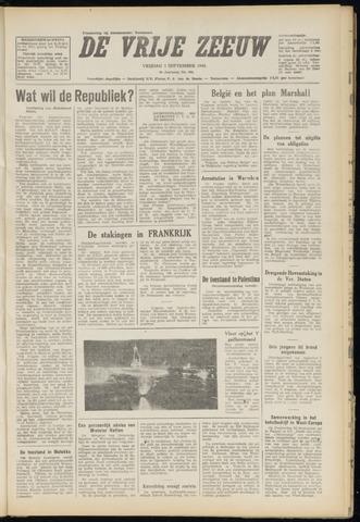 de Vrije Zeeuw 1948-09-03
