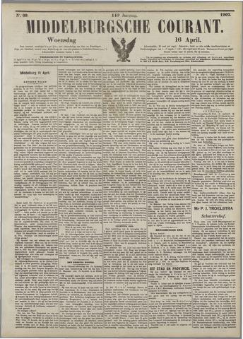 Middelburgsche Courant 1902-04-16