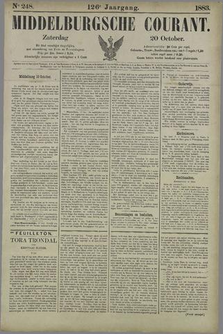 Middelburgsche Courant 1883-10-20
