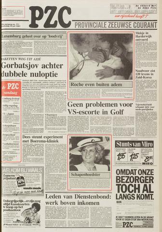 Provinciale Zeeuwse Courant 1987-07-23
