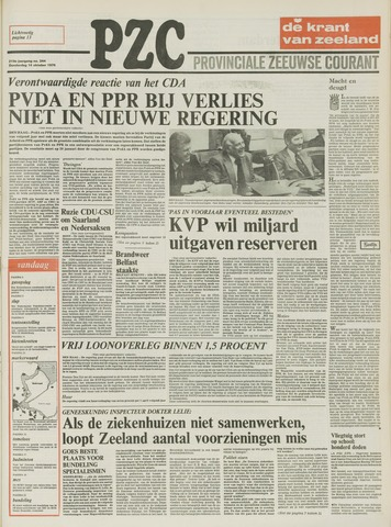 Provinciale Zeeuwse Courant 1976-10-14