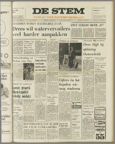 de Stem 1972-05-25