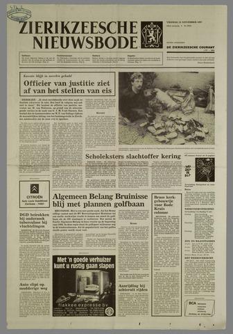 Zierikzeesche Nieuwsbode 1987-11-13