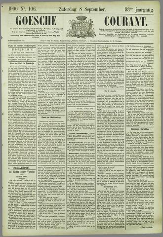 Goessche Courant 1906-09-08