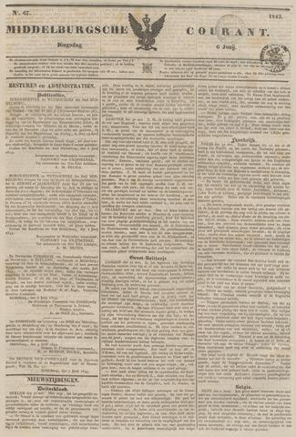 Middelburgsche Courant 1843-06-06