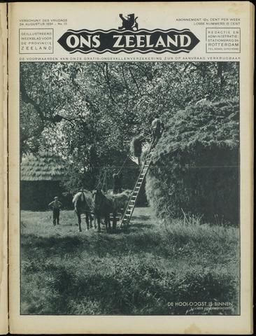 Ons Zeeland / Zeeuwsche editie 1934-08-24