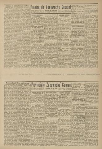 Provinciale Zeeuwse Courant 1945-07-23