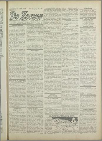 De Zeeuw. Christelijk-historisch nieuwsblad voor Zeeland 1943-04-03