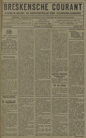 Breskensche Courant 1924-11-19